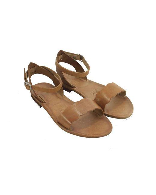 Sandalo semplice onna
