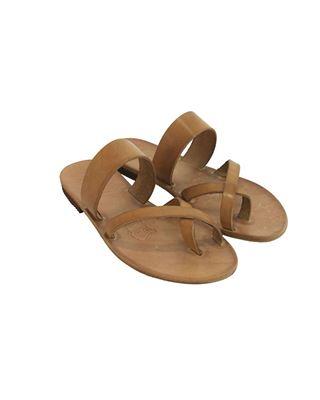 Sandalo aperto donna